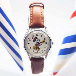 Lorus V515-6080 A1 Minnie Mouse Quartz Watch | Disney Vintage Watch