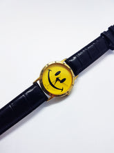 Load image into Gallery viewer, Smiley Face Character Vintage Watch | Funny Anniversary Watch For Her - Vintage Radar