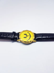 Smiley Face Character Vintage Watch | Funny Anniversary Watch For Her - Vintage Radar