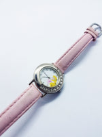 Pink Aurora Disney Watch | Personalised Princess Vintage Watch - Vintage Radar