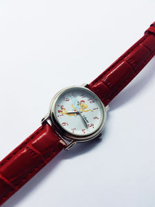 Tinkerbell Fairy Disney Watch For Ladies | Walt Disney World Vintage Watch - Vintage Radar