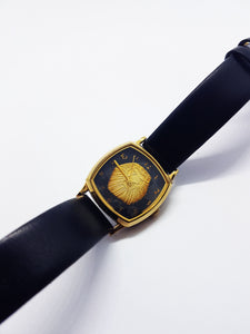 Elegant Black and Gold Lion King Watch | RARE Disney Wedding Watch - Vintage Radar