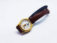 Lorus Mickey Mouse V501-6N70 A0 1T50 HR2 | 90s Gold Tone Seiko Watch - Vintage Radar