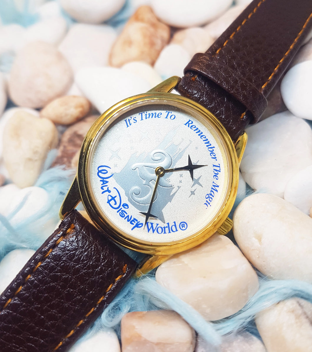 25 Years Anniversary Disney World Watch | It's Time To Remember The Magic - Vintage Radar