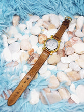 Load image into Gallery viewer, Luxury Vintage Mickey Mouse Watch | Gold-Tone Disney Quartz Watch - Vintage Radar