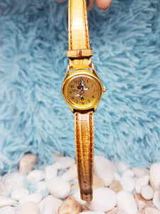 Vintage Minnie Mouse Disney Watch | Walt Disney World Watch - Vintage Radar
