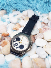 Load image into Gallery viewer, Mickey Mouse Disney Watch For Men | Silver-Tone Vintage Gift Watch - Vintage Radar