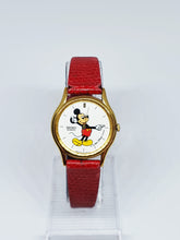Load image into Gallery viewer, Mickey Mouse Seiko 4N01 0129 Watch | 80s Authentic Seiko Disney Watch - Vintage Radar