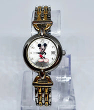 Load image into Gallery viewer, Luxury Two-Tone Seiko MU0829 Mickey Mouse Watch | SII Marketing International - Vintage Radar
