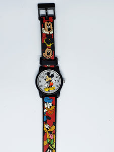 Mickey Mouse Watch Gift For Kids | Rare Seiko Watch Collection - Vintage Radar