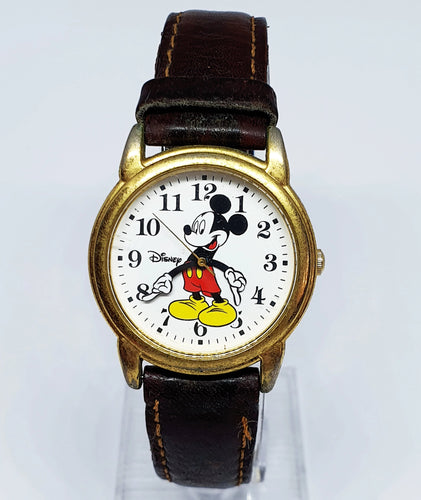 Elegant Seiko Mickey Mouse Watch | Retro Disney Watch Gift - Vintage Radar