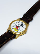 Load image into Gallery viewer, Elegant Vintage Mickey Mouse Disney Watch | SII Marketing by Seiko Watch - Vintage Radar