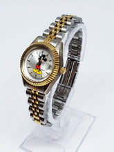 Load image into Gallery viewer, Vintage Mickey Mouse Seiko Watch | Disney Watch For Her - Vintage Radar