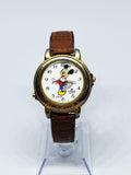 Disney Lorus Musical Mickey Mouse Watch V421-0060 | 80s Disney Watch - Vintage Radar