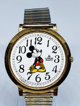 Load image into Gallery viewer, Big Lorus Mickey Mouse Watch V501 0A48 HR 1 | Vintage Disney Watches - Vintage Radar