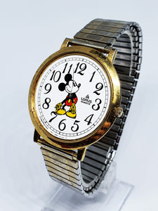 Authentic Lorus Mickey Mouse Watch | Vintage Disney Watches - Vintage Radar
