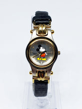 Load image into Gallery viewer, Luxury Vintage Mickey Mouse Date Watch | Authentic Disney Parks Watch - Vintage Radar