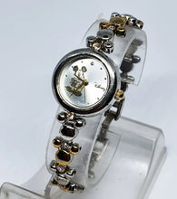 Load image into Gallery viewer, Mickey Mouse Two-Tone Disney Watch For Women | Luxury Gift Watch - Vintage Radar