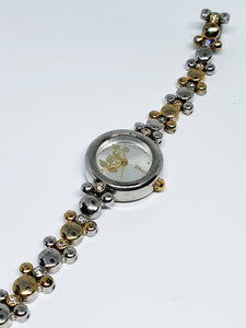 Mickey Mouse Two-Tone Disney Watch For Women | Luxury Gift Watch - Vintage Radar