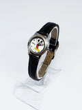 Elegant Mickey Mouse Disney Vintage Watch | Cool Accutime Watch CORP - Vintage Radar