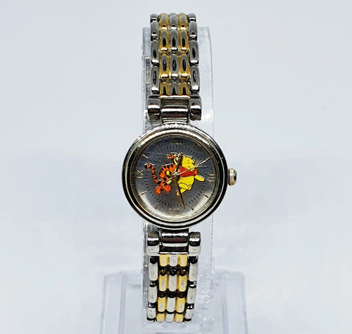 Disney Watch For Women | Vintage Seiko Tigger and Pooh Watch - Vintage Radar
