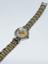 Load image into Gallery viewer, Vintage Seiko MU0204 Tigger and Pooh Watch | 90s Two Tone Disney Watch For Women - Vintage Radar