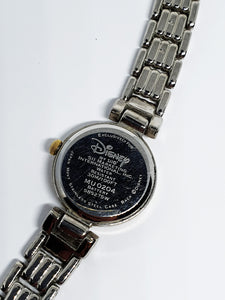 Vintage Seiko MU0204 Tigger and Pooh Watch | 90s Two Tone Disney Watch For Women - Vintage Radar