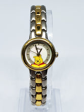 Load image into Gallery viewer, Winnie The Pooh Vintage Seiko Watch | Two-Tone Disney Luxurious Watch - Vintage Radar