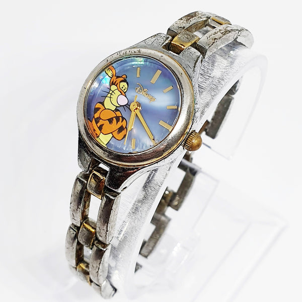 SII Marketing by Seiko Tigger Vintage Watch | Winnie The Pooh Watch - Vintage Radar