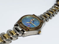 Luxury Two-Tone Eeyore Blue Dial SII Seiko MU0670 Watch | Rare Vintage Watches - Vintage Radar