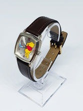 Load image into Gallery viewer, Silver-tone Winnie The Pooh Seiko Watch | Vintage Watch SII by Seiko - Vintage Radar