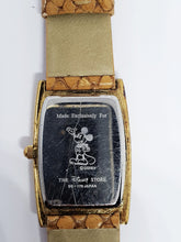 Load image into Gallery viewer, Square Dial Vintage Winnie The Pooh Watch | Classic Gift Watches - Vintage Radar
