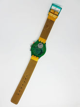 Load image into Gallery viewer, SOUND SCL102 Swatch Watch | 90s Vintage Chronograph Swatch