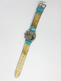 Reloj Swatch GREENTIC SCV100 | 1992 Cronógrafo Vintage Swatch