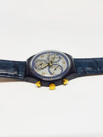 Reloj TIMELESS ZONE SCN104 Swatch Chrono | 90s Swiss Chronograph