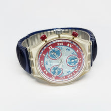 Load image into Gallery viewer, WINDMILL SCK103 Swatch Watch Chronograph | 90s Chrono Watch