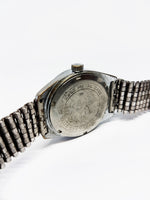 Silver-Tone ACTION 17 Rubis Automatic Watch | Mechanical Watches For Men - Vintage Radar