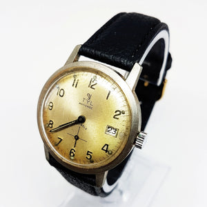 TYL Yema Antichoc 17 Jewels Mechanical Watch | Best Vintage Watches For Sale - Vintage Radar