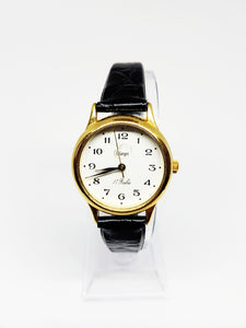 1970s Erlanger Art Deco Watch | French Windup Watches Vintage - Vintage Radar
