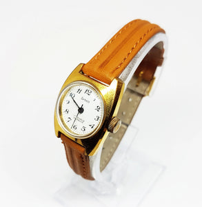Small Aristo Gold-Tone Watch For Ladies | Vintage Gift Watches For Women - Vintage Radar