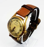 AGFHOR Ancre 17 Rubis Mechanical Vintage Watch | French Gold Watches Vintage - Vintage Radar