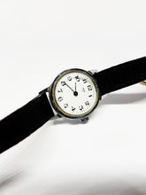 Load image into Gallery viewer, Small Silver-Tone Pax Mechanical Watch | Minimalist Vintage Watch - Vintage Radar