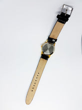 Load image into Gallery viewer, Black Dial Minimalist Vintage Mechanical Watch | Rare Automatic Watches - Vintage Radar