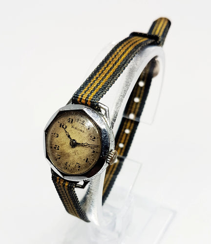 Rare Antique ANCRE Mechanical Watch | Affordable Antique Watches - Vintage Radar