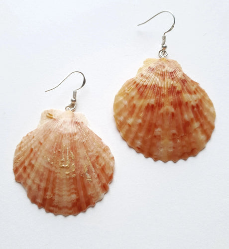Minimalist Seashell Earrings Set | Handmade Collection - Vintage Radar