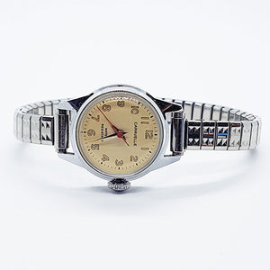 Elegant Caravelle By Bulova Mechanical Watch | Affordable Luxury Watches - Vintage Radar