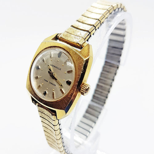 Caravelle By Bulova Transistorized Vintage Watch | Bulova Watch Collection - Vintage Radar
