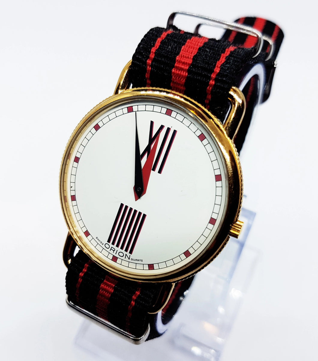 Limited Edition Orion Vintage Quartz Watch | Swiss Made Watches - Vintage Radar