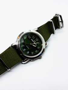 FT ARMY STYLE  Green Quartz Watch Collection | Vintage Watches For Men - Vintage Radar