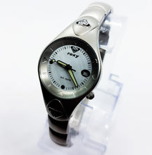 Load image into Gallery viewer, Silver-Tone Roxy Vintage Quartz Watch | Sports Watches For Men - Vintage Radar